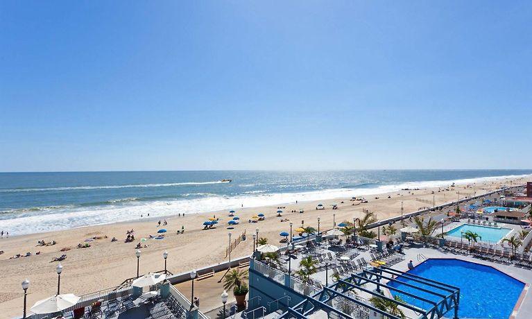 holiday inn hotel suites ocean city オーシャン シティ md